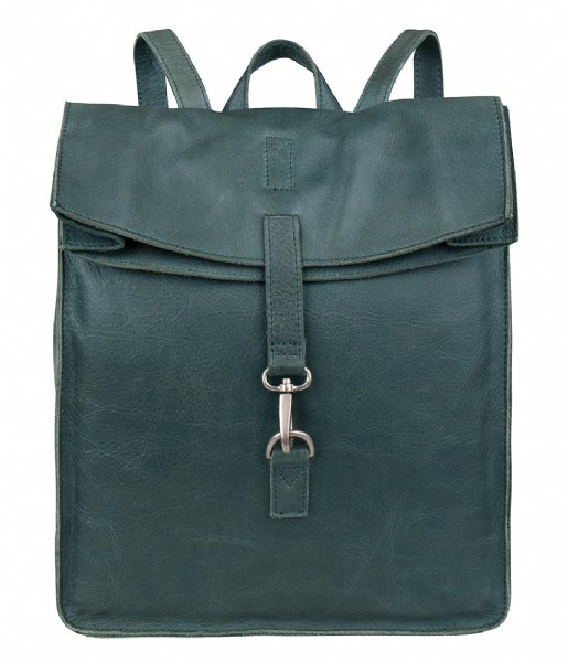 Cowboysbag Laptop rugzak Backpack Doral 15 Inch petrol