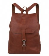 Cowboysbag Backpack Tamarac 15.6 Inch cognac
