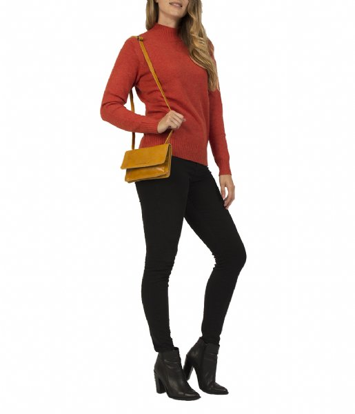 Cowboysbag Crossbodytas Bag Alta ochre (460)