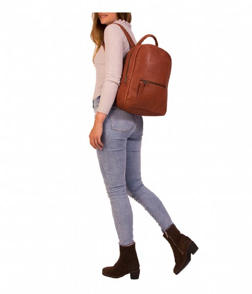 Cowboysbag Laptop rugzak Backpack Perry 13 Inch picante (620)