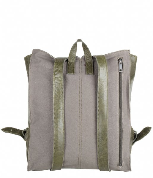 Cowboysbag Laptop rugzak Backpack Pine 13 Inch forest green (930)
