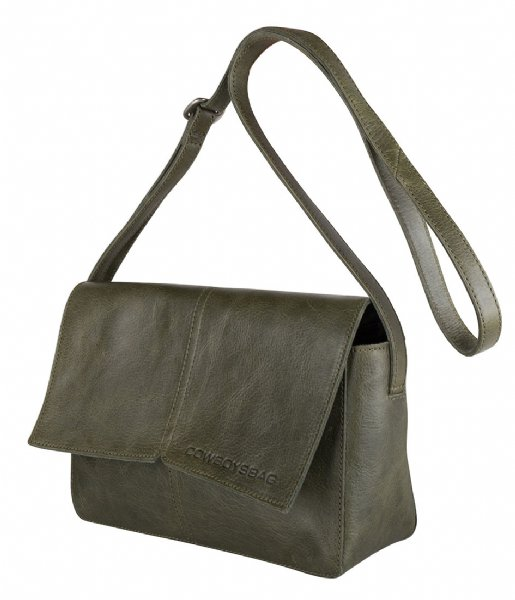 Cowboysbag Crossbodytas Bag Dale forest green (930)