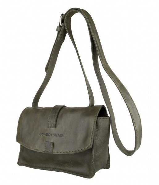 Cowboysbag Crossbodytas Bag Grandy forest green (930)