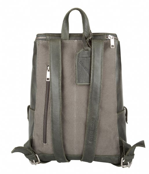 Cowboysbag Laptop rugzak Backpack Delta 13 Inch Dark Green (945)