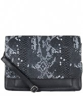 Cowboysbag Bag Onyx X Bobbie Bodt Snake Black and White (107)