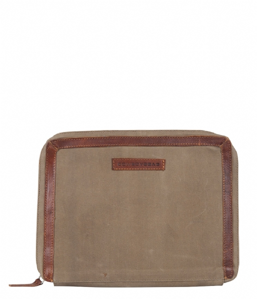 Cowboysbag Laptop sleeve Bag Albany 15.6 Inch beige