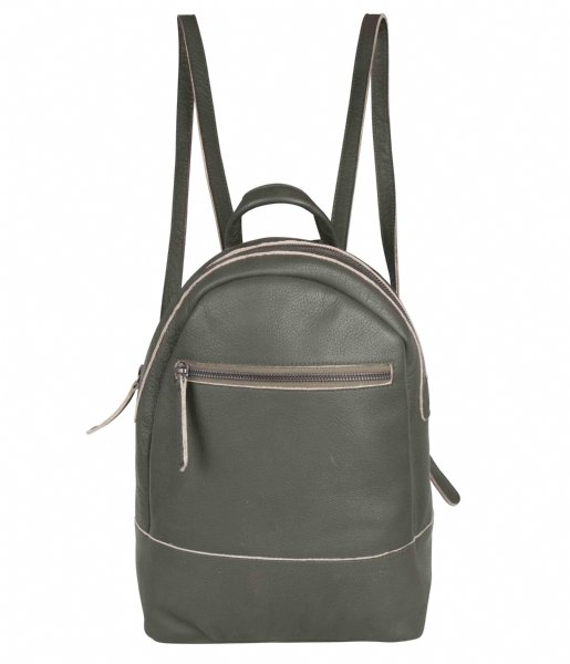Cowboysbag Dagrugzak Bag Imber forest green (930)