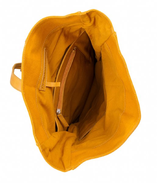 Cowboysbag Dagrugzak Backpack Hunter 15.6 Inch amber (465)