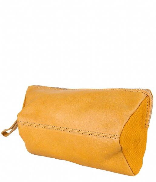 Cowboysbag Etui Pencil Case Rhea amber (465)