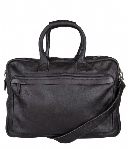 Cowboysbag Crossbodytas Laptopbag Hacklet 15.6 inch Black (100)