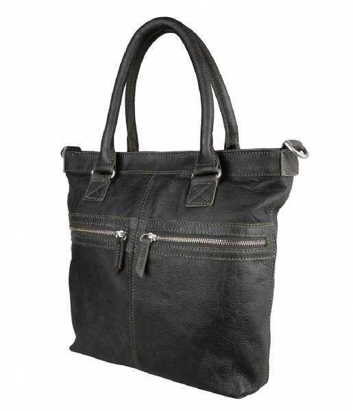 Cowboysbag Shopper Bag Hall Dark green (945)