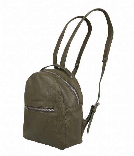 Cowboysbag Dagrugzak Backpack Park moss (905)