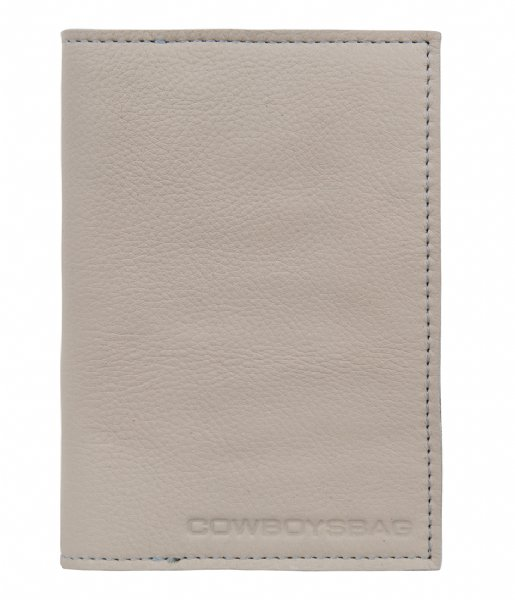 Cowboysbag Paspoorthouder Passport Holder Addison oatmeal (275)