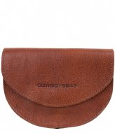 Cowboysbag Pouch Char juicy tan (380)