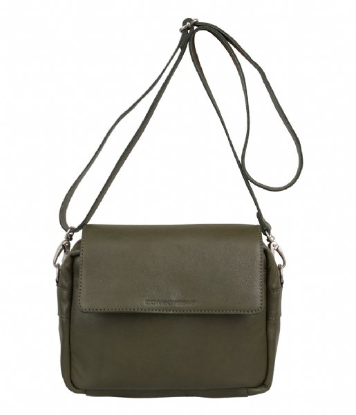 Cowboysbag Crossbodytas Bag Hooper moss (905)