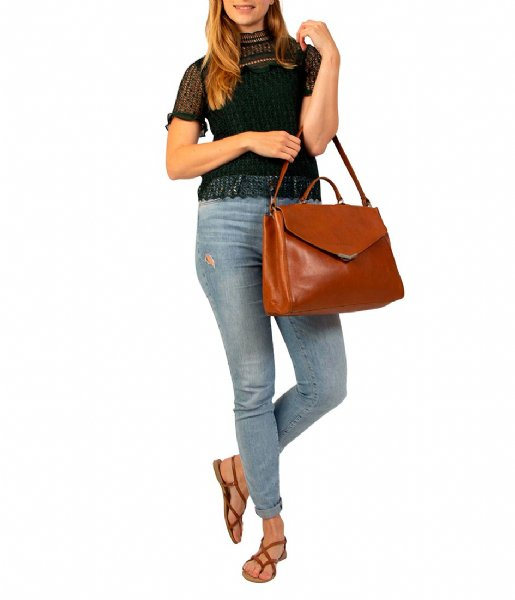 Cowboysbag Handtas Bag Lionel tan (381)