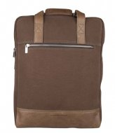 Cowboysbag Backpack Rockhampton 17 inch Storm Grey (142)