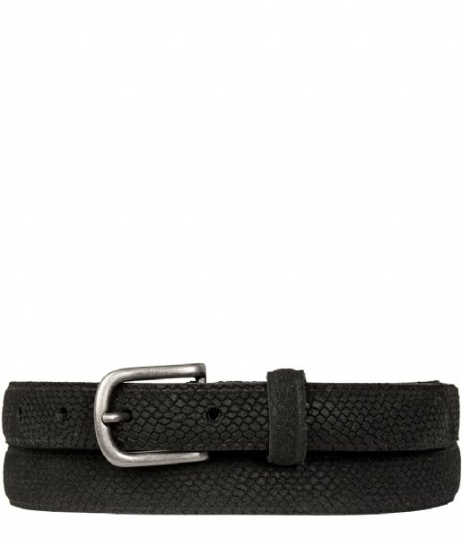 Cowboysbelt Riem Belt 209144 black (100)