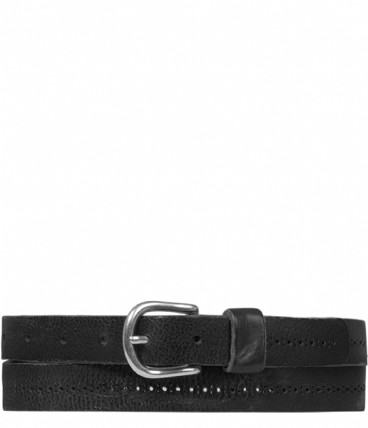 Cowboysbelt Riem Belt 252002 black