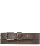 Cowboysbelt Belt 252004 grey