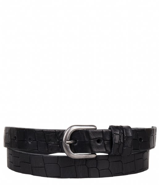 Cowboysbelt Riem Belt 259131 black