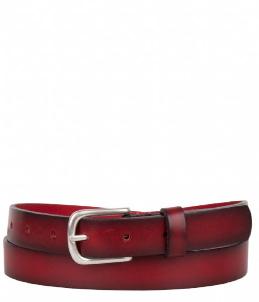 Cowboysbelt Riem Belt 259133 red