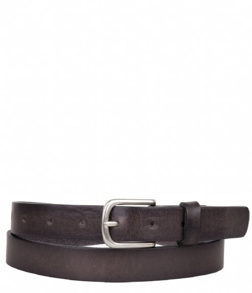 Cowboysbelt Riem Belt 259133 dark grey