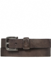 Cowboysbelt Belt 302001 grey