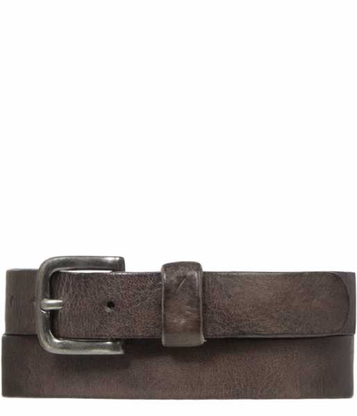 Cowboysbelt Riem Belt 302001 grey