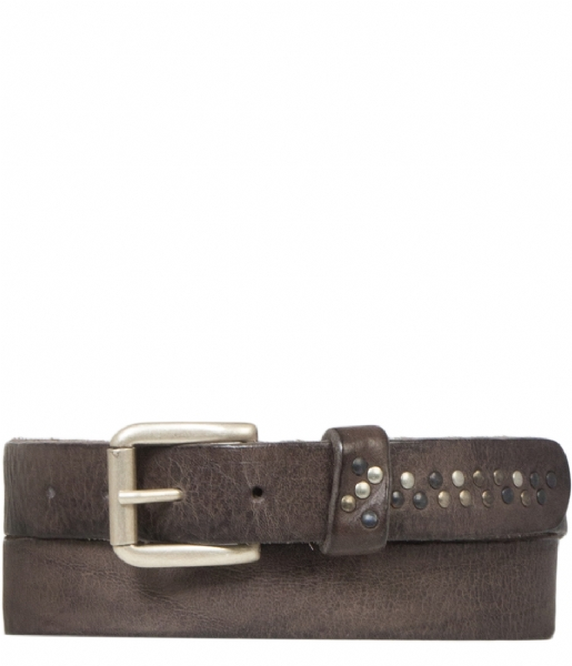 Cowboysbelt Riem Belt 302002 grey