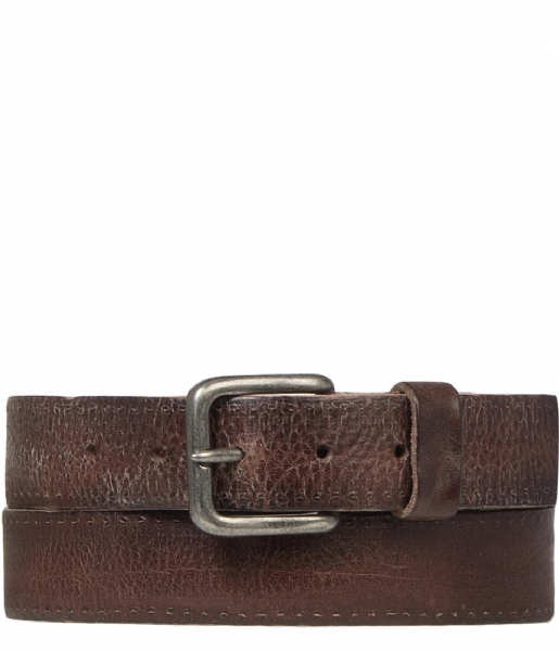 Cowboysbelt Riem Belt 351002  brown