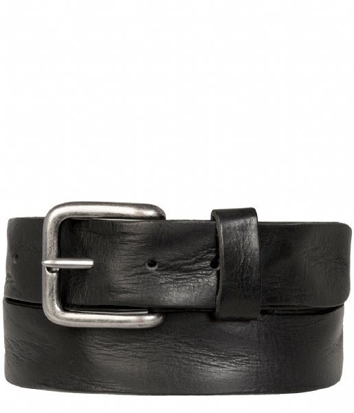Cowboysbelt Riem Belt 351003 black (100)