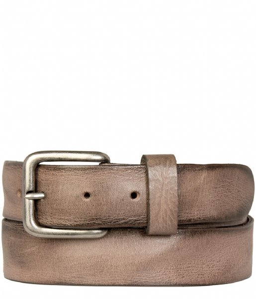 Cowboysbelt Riem Belt 351003 grey (140)