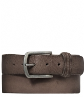 Cowboysbelt Belt 401002 grey