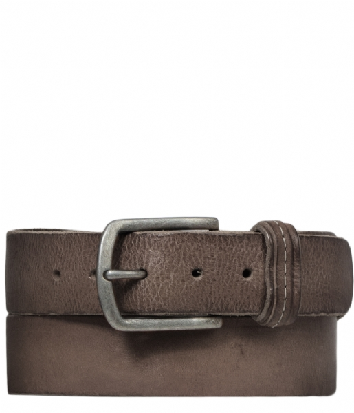 Cowboysbelt Riem Belt 401002 grey