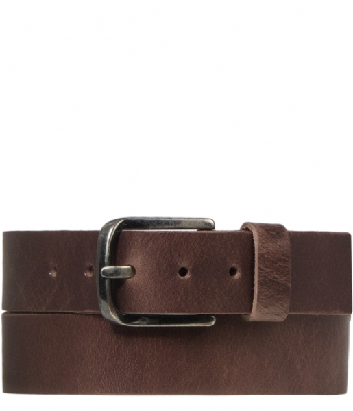 Cowboysbelt Riem Belt 403001 brown