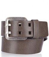 Cowboysbelt Kids Kids Belt 408005 grey
