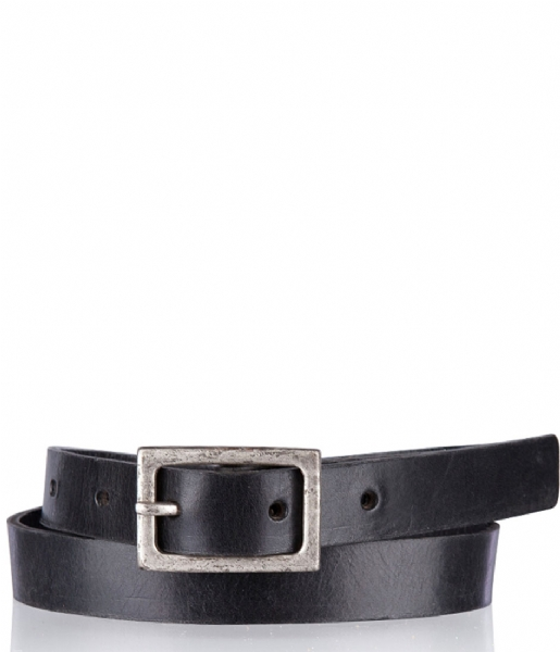 Cowboysbelt Kids Riem Kids Belt 208003 black