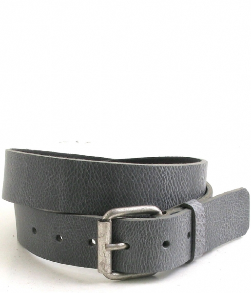 Cowboysbelt Kids Riem Kids Belt 358037 grey
