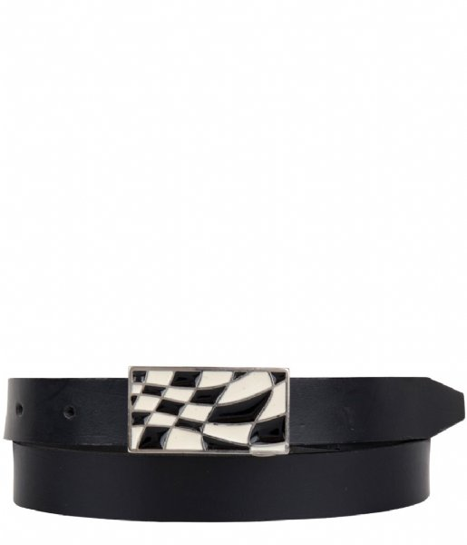 Cowboysbelt Kids Riem Kids Belt 43008 black