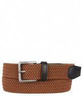 Cowboysbelt Belt Stretch 359056 Tan (38)