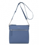 DKNY Crossbodytassen Top Zip Crossbody Blauw