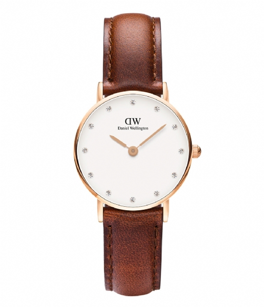 classy st mawes 26 mm st mawes rose 0900 daniel wellington the little green bag. Black Bedroom Furniture Sets. Home Design Ideas