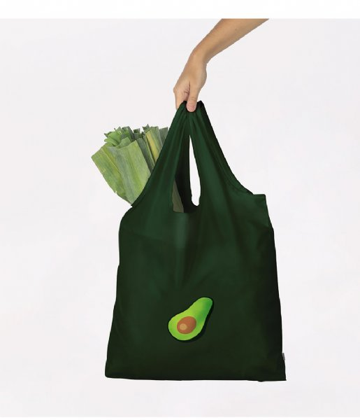 DOIY Shopper Go Green Avocado Green