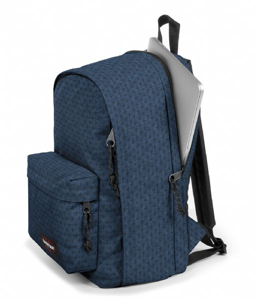 Eastpak Laptop rugzak Back To Work stitch cross (37T)