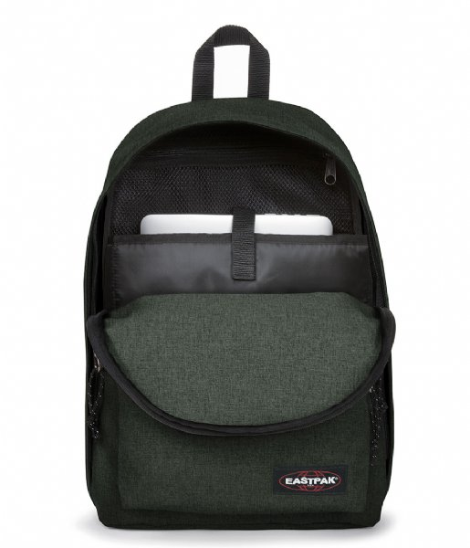 Eastpak Laptop rugzak Out Of Office 13 Inch crafty moss (27T)
