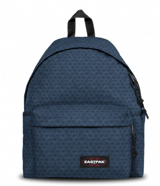 Eastpak Dagrugzak Padded Pak R stitch cross (37T)