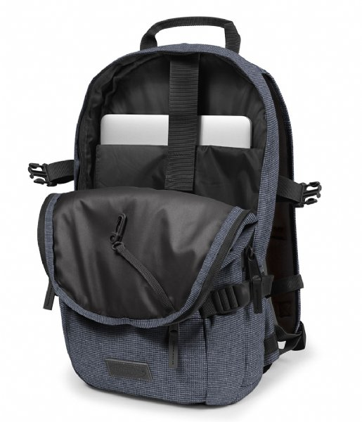 Eastpak Laptop rugzak Floid 15 Inch ash blend night (57X)