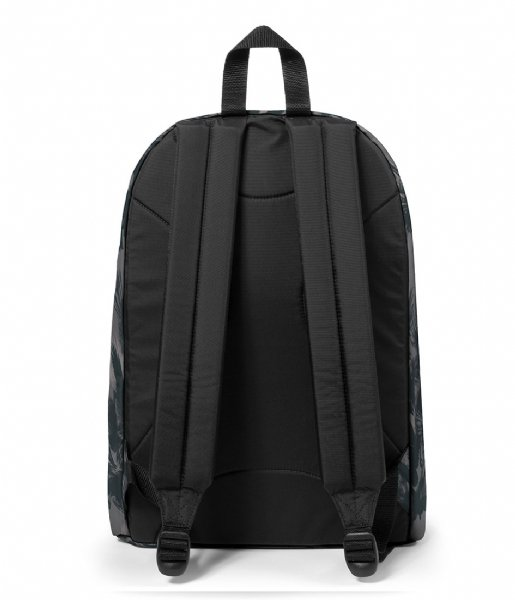 Eastpak Dagrugzak Out Of Office dark forest black (80X)
