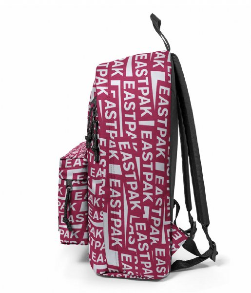 Eastpak Laptop rugzak Out Of Office 13 Inch chatty sticker (49V)